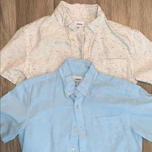 Sonoma button up shirt bundle